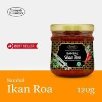 Sambal, Sambal Pedas, Sambal Viral, Sambal Ikan Roa, Rempah Nusantara