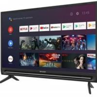 SHARP LED TV ANDROID 2T-C32BG1i 32 INCH DIGITAL