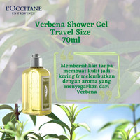 Verbena Shower Gel 70ml