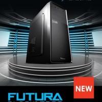 CASING ALCATROZ FUTURA BLACK N1000/N2000/N3000