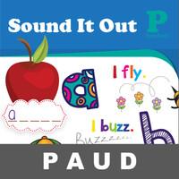Sound It Out Buku Aktivitas Anak PAUD Belajar Mengenal Huruf Alphabet