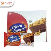 Mary Queen Chocolate - Cokelat Kacang Mede 15g