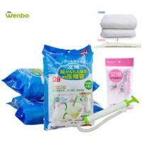 Vacuum Plastic Storage / Kantong Penyimpan Pakaian / tempat peyimpanan