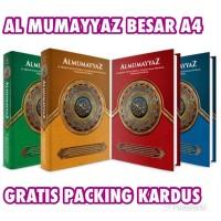 Al Quran Al Mumayyaz BESAR A4 Terjemahan Al Quran Terjemah Al Mumayyaz
