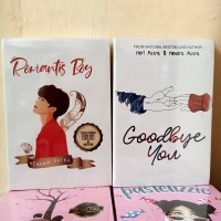 PAKET 2 NOVEL WATTPAD ROMANTIS BOY - GOODBYE YOU