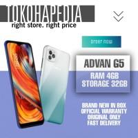 Advan G5 RAM 4GB STORAGE 32 Triple Camera RESMI ADVAN INDONESIA