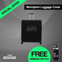 Cover Sarung Koper Sepeda Brompton President Suitcase Luggage Case