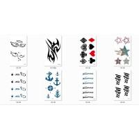 Tattoo/Tattoo temporary/Tattoo Temporer/Tattoo 10x6 cm HC 005