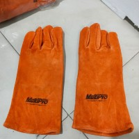 Sarung tangan las Welding gloves Safety glove