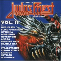 Judas Priest - A Tribute To Judas Priest Legend Of Metal Volume II 1CD