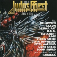 Judas Priest - A Tribute To Judas Priest Legend Of Metal 1CD 1997