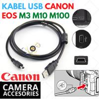 Kabel Data USB Kamera Canon M3 M10 M100