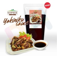 SOPHIE YAKINIKU SAUCE 500GR