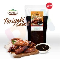 SOPHIE TERIYAKI SAUCE 500ML