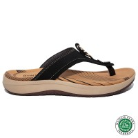 Homyped Prily N42 Sandal Wanita Hitam