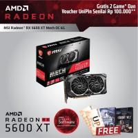 MSI Radeon RX 5600 XT 6GB Mech OC RX5600 GDRR6