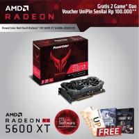 PowerColor Red Devil Radeon RX 5600XT 6GBD6 PCIe 4.0 RX5600