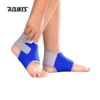 Aolikes 7128 Ankle Support Protector KID -Pelindung Kaki Anak - BLUE