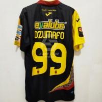 JERSEY DZUMAFO - SRIWIJAYA FC AWAY 2013