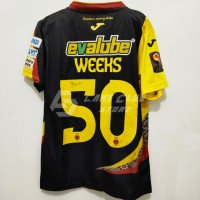 JERSEY WEEKS - SRIWIJAYA FC AWAY 2013