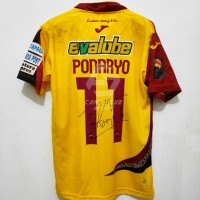 JERSEY PONARYO - SRIWIJAYA FC HOME 2013