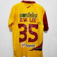 JERSEY DW LEE - SRIWIJAYA FC HOME 2013