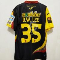 JERSEY DW LEE - SRIWIJAYA FC AWAY 2013