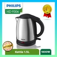 PHILIPS HD9306 ELECTRIC KETTLE HD9306 /TEKO LISTRIK HD 9306 1,800 WATT