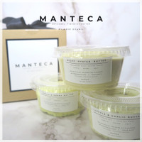 MANTECA Set of 3 Finishing Butter