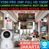 V380 Ip Camera Wireless 2Mp Full HD 1080p Cctv Mini Xiaomi Cctv Killer