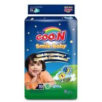 Goon smile Baby Night Pants / Goon malam Celana Ukuran L30 / L-30