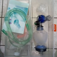 Ambu bag Manual Resuscitator mpm silicon bayi dan anak