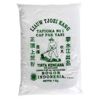 Tepung Tapioka / SAGU TANI LIAUW TJOEI KANG 1 KG sagu tani No 1