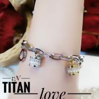 titanium gelang wanita M1340