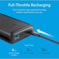 Powerbank Anker Powercore II 10000mAh Support Quick Charging