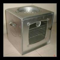 HOCK Oven Kompor Gas Tangkring No 4 Puteran tempat arang