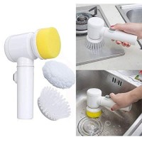 Magic Brush 5 in 1 Electric Cleaning Sikat Elektrik Automatis 5in1