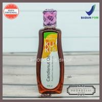 Kukui Minyak Kemiri Original - Penumbuh Penebal Rambut - 100ml