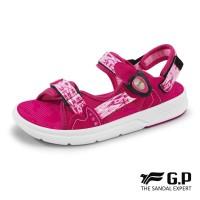 Sepatu Sandal Anak Perempuan Gold Pigeon GP Kids Dakota Pink G0725B-44