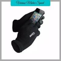 iGlove sarung tangan motor TOUCH SCREEN HP glove smartphone TERLARIS