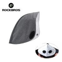 Spare Filter Masker Rockbros masker n95 Carbon Activated 5 lapis