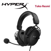 HyperX Cloud Alpha S (Black)