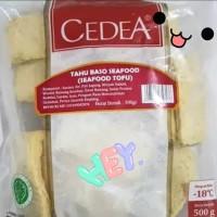 Cedea Seafood Tofu 500 Gram