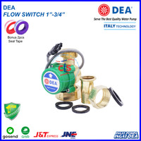 "Water Flow Switch 1"" - 3/4"" (Saklar Otomatis Pompa Air)"