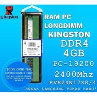 RAM KINGSTON LONGDIMM DDR4 4GB PC19200