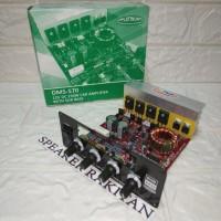 Kit power amplifier speaker aktif DC 12v 150 watt Platinum Dms 570
