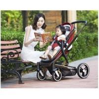 Xiaomi Bebehoo All Terrain High Landscape Baby Stroller Bayi