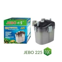 JEBO 225 External Filter Aquarium Mini Canister