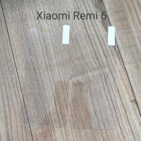 Xiaomi Redmi 6 / 6A Tempered Glass Kaca No Full TG Biasa