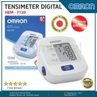 OMRON Tensimeter Digital / Tekanan Darah HEM-7120 GARANSI